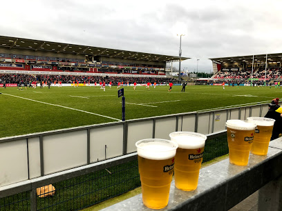 Kingspan Stadium – Ulster Rugby